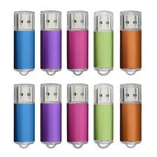 Colorful 100pcs/Lot 16GB USB2.0 Memory Stick Pen Drive Storage Thumb Flash Drive
