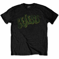 Genesis Vintage Logo Official Merchandise T-shirt M/L/XL - New