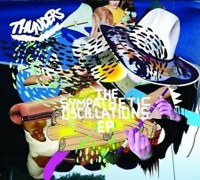 Thunders The Sympathetic Oscillations 2008 EP cd NEW!