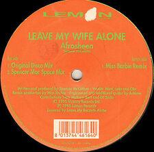 AFROSHEEN - Leave My Wife Alone - Lemon