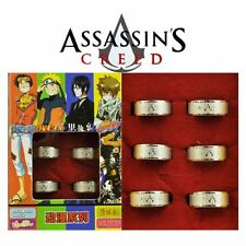 ASSASSIN'S CREED 2 3 4 ANELLO RING COSPLAY EZIO AUDITORE ALTAIR EDWARD KENWAY #1