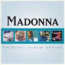 Original Album Series [Box] by Madonna (CD, Sep-2012, 5 Discs, Rhino (Label))