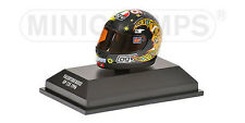 Minichamps 1.8th Scale Valentino Rossi AGV Helmet GP125 Year 1996.