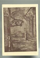 vecchia cartolina di mantova ponte san giorgio demolito nel 1920 spedita nel 963