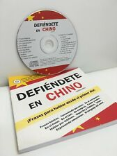 Defiéndete en Chino con full size CD