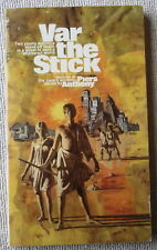 Var the Stick (Battle Circle #2) by Piers Anthony PB 1st Bantam