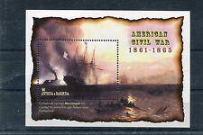 Antigua 2002 bf 521 guerra di secessione 1 serie MHN
