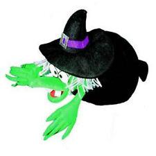 Coiffe en forme de sorcière Chapeau peluche vilaine sorcière costume deguisement