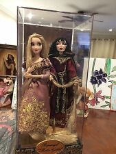 Disney Store Fairytale Designer Rapunzel And Mother Gothel Doll Limited Edition