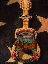 HRC Hard Rock Cafe Hamburg Bottle Opener Magnet City Tee V16