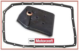 Auto Trans. Oil Filter & Gasket Kit MOTORCRAFT REPLACE FORD OEM # BL3Z7A098A