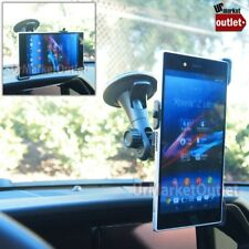 Car Windshield Mobile Phone Long Mount Holder Fit Sony Z Ultra HSPA C6802 XL39H