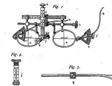 Alte/Antike Brille/Kneifer/Zwicker:Historisches ab 1877 (Rodenstock, Rathenow..)