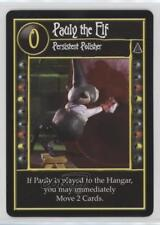 2005 The Nightmare Before Christmas Trading Card Game Base NoN Pauly the Elf 2a1