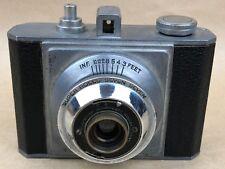 Super Rolls Seven Seven Vintage 620 Film 1930s Metal Camera w/ Rollax Lens