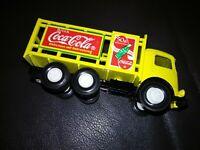 1991 Coca-Cola Mack Model CJ Truck 1:64 scale Vintage Vehicles Die-Cast Metal