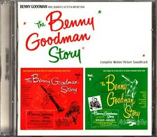 The Benny Goodman Story: Complete Soundtrack CD (Classic Jazz LP Re-Issue)