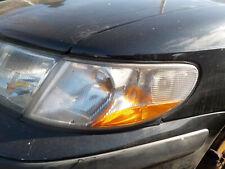 1998-2002 SAAB 9-3 DRIVER SIDE (LEFT) TURN SIGNAL CORNER LIGHT LAMP OEM
