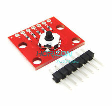 2Pcs 5-Way Tactile Switch Breakout small device for joystick-like control Top