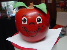 fisher price  happy apple short stem chime toy