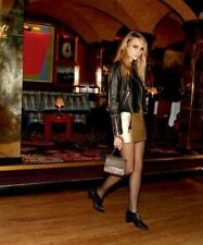 Topshop Faux Leather Party Short/Mini Skirts for Women