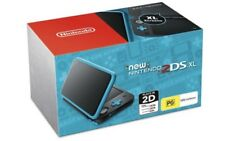 NEW NINTENDO 2DS XL (NERO & TURCHESE) CONSOLE PORTATILE