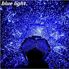 Romantic Astro Star Sky Laser Projector Cosmos Night Light Lamp Gift Home Decor