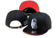 Snapback Cap LK Noir TYGA YMCMB Last Kings Capuchon Noir Rouge