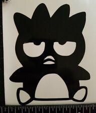 Badtz maru sanrio hello kitty vinyl Decal (sitting)