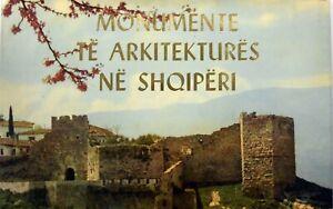 Monumente të arkitekturës në Shqipëri: [Architectural Monuments in Albania] 1973