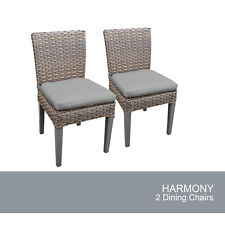 2 Harmony Armless Dining Chairs