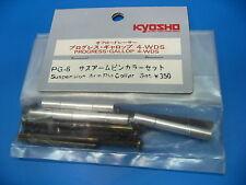 Kyosho PG-6 Suspension Arm Pin Coller Set Progress Gallop 4-WDS