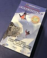 Warren Miller FREERIDERS Extreme Skiing Snowboarding 1999 VHS New & Sealed