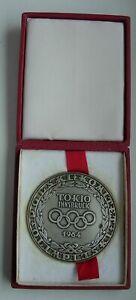 POLISH POLAND OLYMPIC GAME JAPAN TOKIO INNSBRUCK 1964 year MEDAL boxed