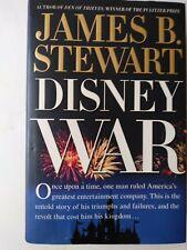 Disney War by James B. Stewart (2005, Hardcover) **BENEFITS DISABLED CHILDREN!**