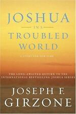 Joshua in a Troubled World: A Story for Our Time-ExLibrary