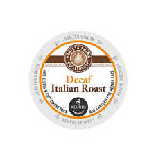 Barista Prima Coffeehouse Decaf Italian Roast Coffee Keurig K-Cups 48-Count