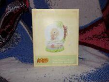 Cracker Barrel Cherished Beginnings Baby Inspiration Musical Water Globe A0299