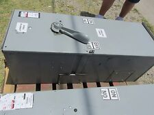 * NEW . Siemens Fusible Main Switch / Module 600A, 240V, 3R Cat# WMS64U .. X-400