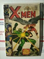 X-MEN 29  GREAT SHAPE MARVEL COMICS 1967 XMEN X MEN #29