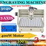 3 Axis USB CNC3040 Router Engraver Engraving Drilling Milling Machine 3D Desktop