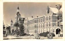 RPPC State Hospital, Stockton, CA Insane Asylum ca 1930s Vintage Postcard