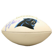 Devin Funchess Autographed Carolina Panthers Football