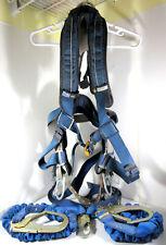 Sala Exofit Xp Full Body Safety Harness 3m Protecta Shock Absorber Lanyard Xl