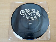 """EX- !! The Rasmus/Guilty/2003 Island 7"""" Single Picture Disc"""