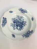 """BOOTHS PEONY A8021  MADE IN ENGLAND FINE CHINA Saucer Plate 6"""""""