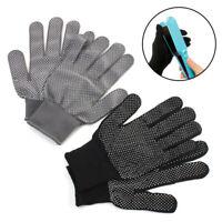 1 Pair Heat Proof Resistant Protective Glove Hair Curler Straightener