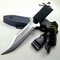 couteau pliant de chasse-couteau-chasse-couteau tactique-survie-armée-chasse