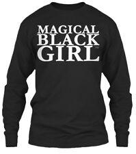 Magical Black Girl - Gildan Long Sleeve Tee T-Shirt