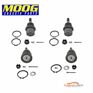 Moog Suspension Ball Joint Upper+Lower Set For GMC Savana 2500 3500 4500